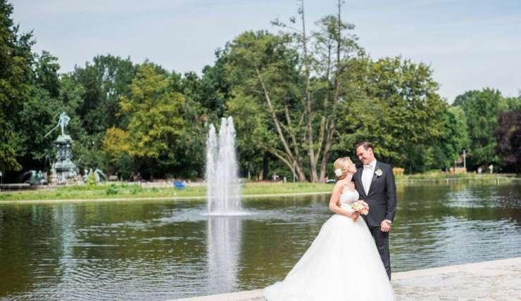 Anke & Mike Das Brautpaar